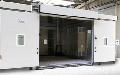 Test House Lab UKAS 17025 Cambridge